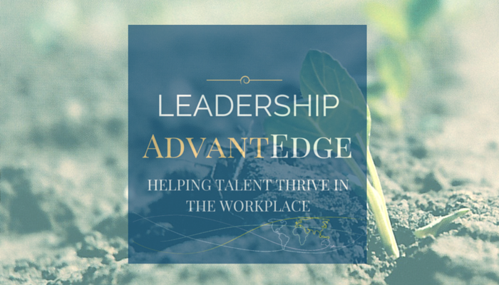 Helping Talent Thrive