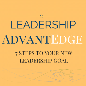 7 Steps to your New Leadership Goal
