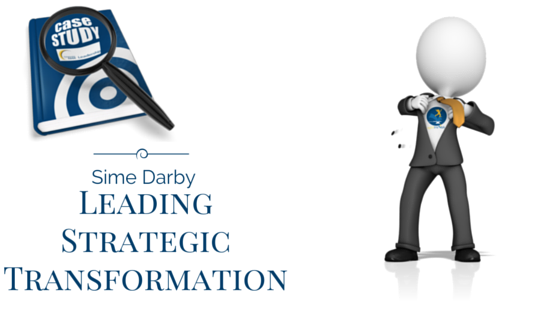 Leading Strategic Transformation