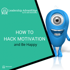 How to hack motivation to make you happier